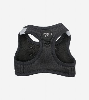 <img class='new_mark_img1' src='https://img.shop-pro.jp/img/new/icons5.gif' style='border:none;display:inline;margin:0px;padding:0px;width:auto;' />CLASSIC LEOPARD STEP IN CAT HARNESS / PABLO & CO.(レパード・ステップイン・ハーネス / パブロ&コー)