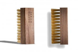ジェイソンマーク プレミアム シュークリーニング ブラシ 天然豚毛ブラシ JASON MARKK PREMIUM SHOE CLEANING BRUSH JM-4838