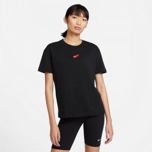 ナイキ ウィメンズ NSW ボーイ ラブ S/S Tシャツ NIKE WMNS NSW BOY LOVE S/S T-sh DB9819-010