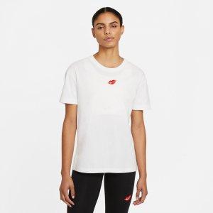 ナイキ ウィメンズ NSW ボーイ ラブ S/S Tシャツ NIKE WMNS NSW BOY LOVE S/S T-sh DB9819-100