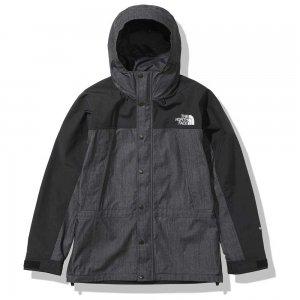 THE NORTH FACE Mountain Light Denim Jacket ザ ノースフェイス マウンテン ライト デニム ジャケット ブラック デニム(BD) NP12032