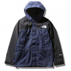THE NORTH FACE Mountain Light Denim Jacket ザ ノースフェイス マウンテン ライト デニム ジャケット インディゴ デニム(ID) NP12032