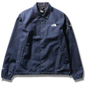 ザ ノースフェイス ゴアテックス デニム コーチ ジャケット THE NORTH FACE GTX Denim Coach Jacket NP12042 インディゴ デニム(ID)
