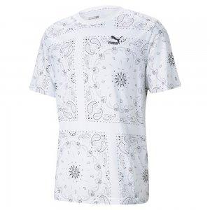プーマ OB オール オーバー プリント Tシャツ PUMA OB AOP T-sh 532544-02