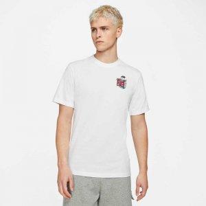 ナイキ NSW シューボックス ショートスリーブ Tシャツ NIKE NSW SHOEBOX S/S T-sh DD1261-100