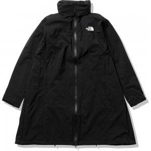 ザ ノースフェイス MTYピッカパックレインコート THE NORTH FACE MTY Pickapack Rain Coat NPM12110 ブラック(K)