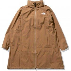 ザ ノースフェイス MTYピッカパックレインコート THE NORTH FACE MTY Pickapack Rain Coat NPM12110 ユーティリティブラウン(UB)