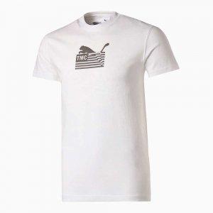 プーマ x TMC ハッスル ウェイ ロゴ Tシャツ PUMA x TMC HASTLE WAY LOGO TEE 533419-01