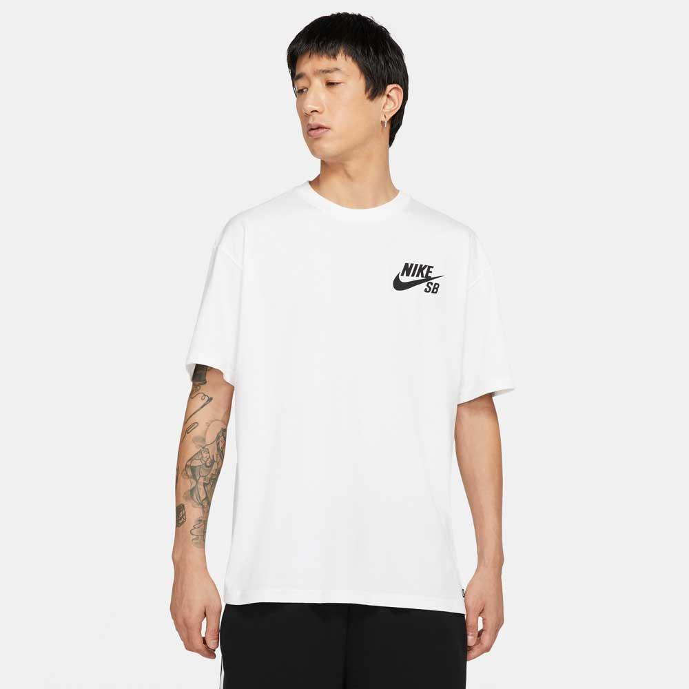 ナイキ SB ロゴ ショートスリーブ Tシャツ NIKE SB LOGO S/S T-SH DC7818-100