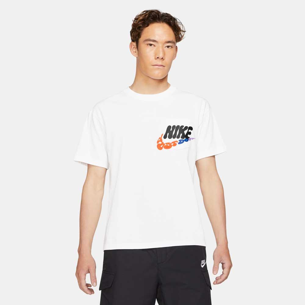 ナイキ NSW スポーツパワー ポケット Tシャツ NIKE NSW SPORT POWER POCKET T-sh DJ1344-100