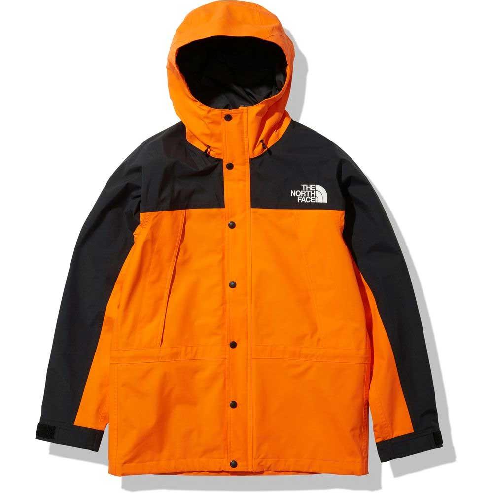 ザ ノースフェイス マウンテン ライト ジャケット THE NORTH FACE Mountain Light Jacket レッドオレンジ(RO) NP11834RO