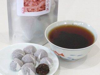 普シ耳小沱茶(プーアル小沱茶)小粒 20粒