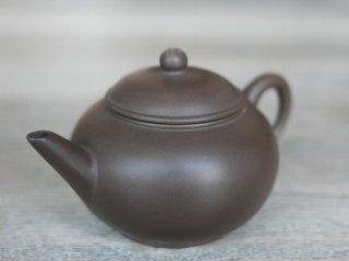 三希 水平壺(紫砂)