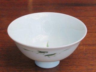 三希 五福響杯 緑魚