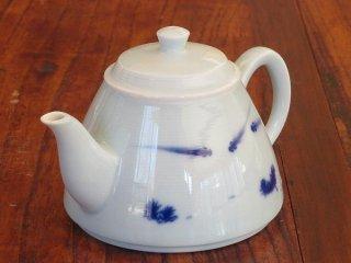 茶壺 青魚