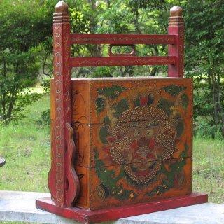 チベット家具 食盒