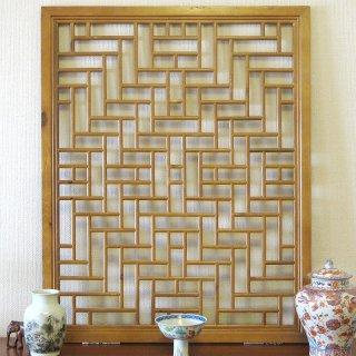 花窓長方形 格子