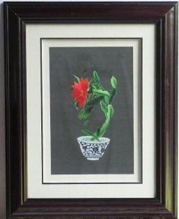 刺繍(花)2003