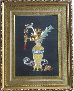 刺繍(駒繍)1018