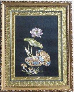 刺繍(駒繍)1020