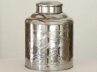 茶缶ステンレス LL