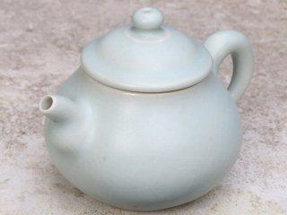 許徳家 青釉壺(2897)