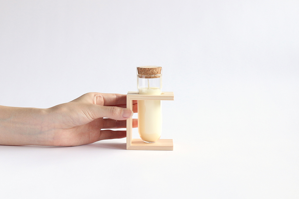 TEST TUBE CANDLE