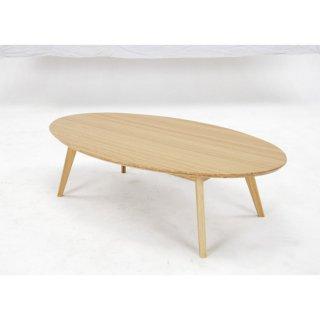 オーバル リビングテーブル(OVAL LIVING TABLE)|テオリ(TEORI)