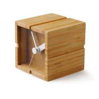 【終売】キューブ(CUBE) 置き時計 | TEORI(テオリ)