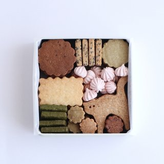春のクッキーBOX