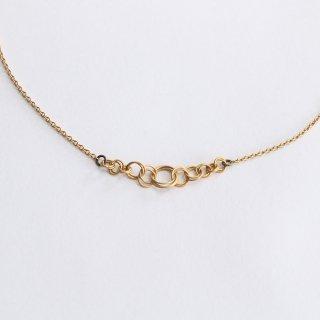 内山直人 真鍮ネックレス n-ch-br-2( 色:ゴールド)