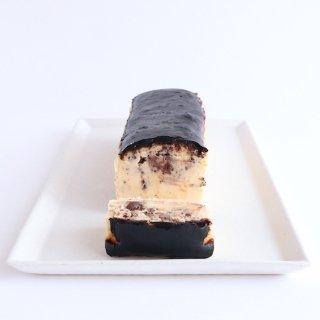 カカオバスクチーズケーキ【冷凍配送】