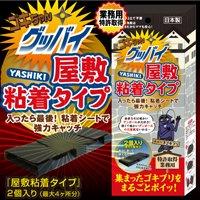 ゴキちゃんグッバイ屋敷 粘着タイプ 2個(最大4箇所分)入 (YASHIKI)
