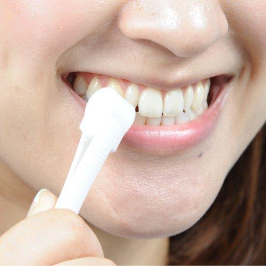 歯を白くするsu・po・n・ji(スポンジ)-ミント-の写真