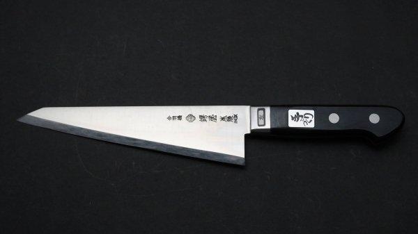 左刃 本焼 INOX ガラスキ <br>Left Handed Honyaki INOX Garasuki
