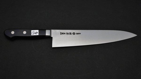 本焼 INOX 牛刀 (厚口)<br>Honyaki INOX Gyuto (Heavy)