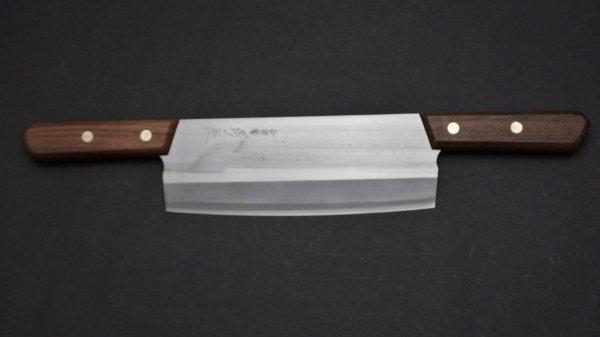 つば屋 餅切 紫檀柄<br>Tsubaya Mochikiri Rosewood Handle