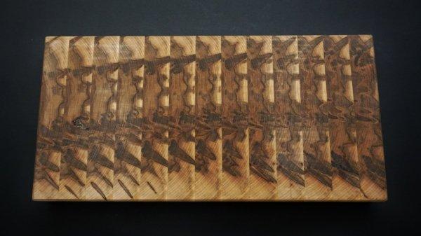カナダの職人手造りメープルの木 まな板 <br>Maple Wood Cutting Board