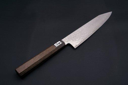 【A10 和式柄 切付牛刀】 <br>A10 Wa-Handle Kiritsuke-Gyuto