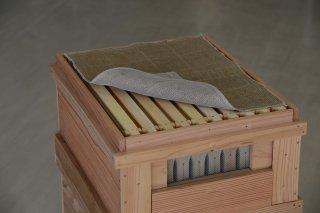 巣枠上当て布(中国製) - 養蜂器具の通販サイト秋田屋本店