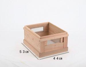 継箱(窓付) - 養蜂器具の通販サイト秋田屋本店