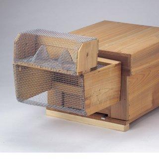 長野式スズメ蜂捕獲器(2段) - 養蜂器具の通販サイト秋田屋本店養蜂部