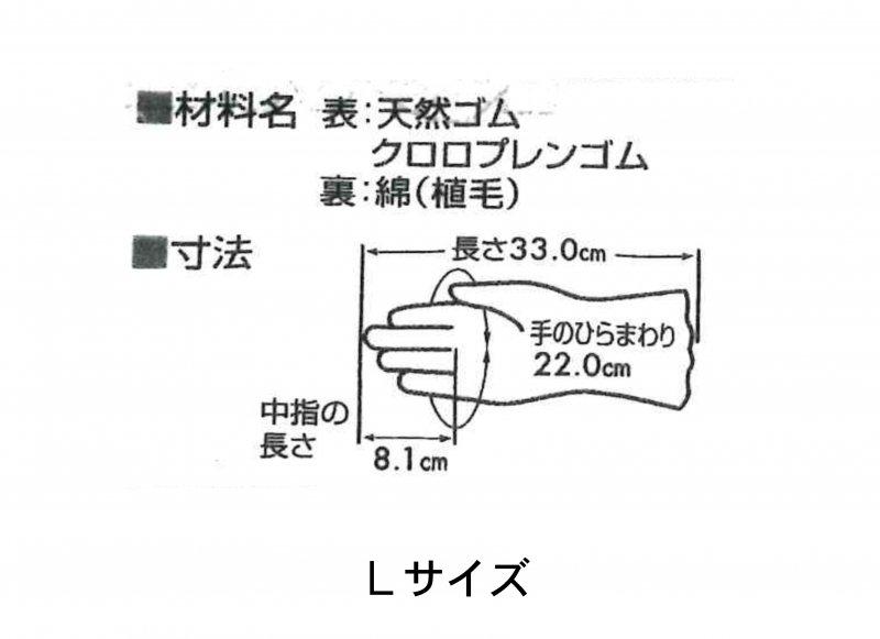 ゴム手袋(厚手)