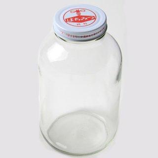 丸瓶2,400g (12個入) - 養蜂器具の通販サイト秋田屋本店