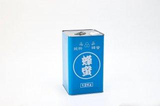 化粧5升缶(青)(6個入) - 養蜂器具の通販サイト秋田屋本店
