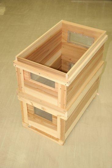 6枚箱用継箱(窓付)