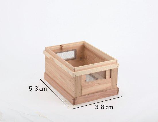 8枚箱用継箱(窓付)
