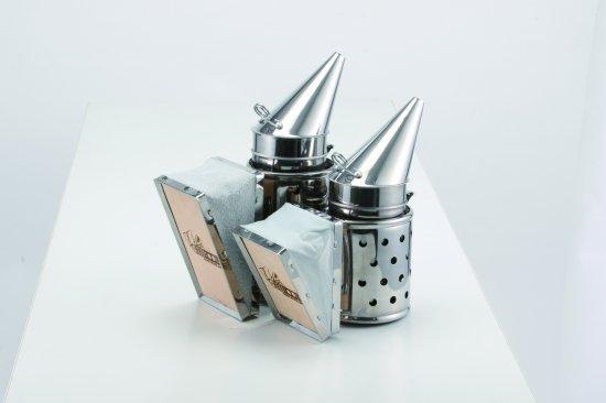 LYSON ステンレス燻煙器 小 4036M