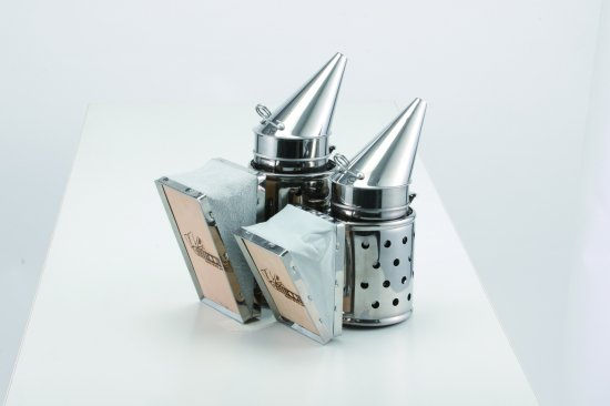 LYSON ステンレス燻煙器 大 4036