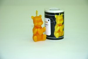 LYSON キャンドル型 F167 こぐま - 養蜂器具の通販サイト秋田屋本店
